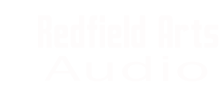 Redfield Arts Audio
